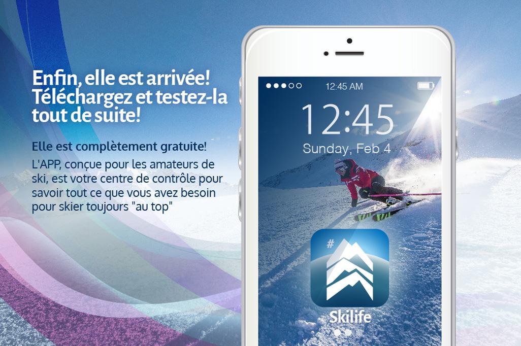 App SkiLife