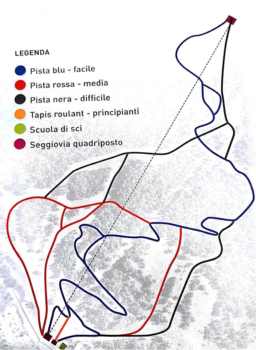 Rhemes Notre Dame skirama