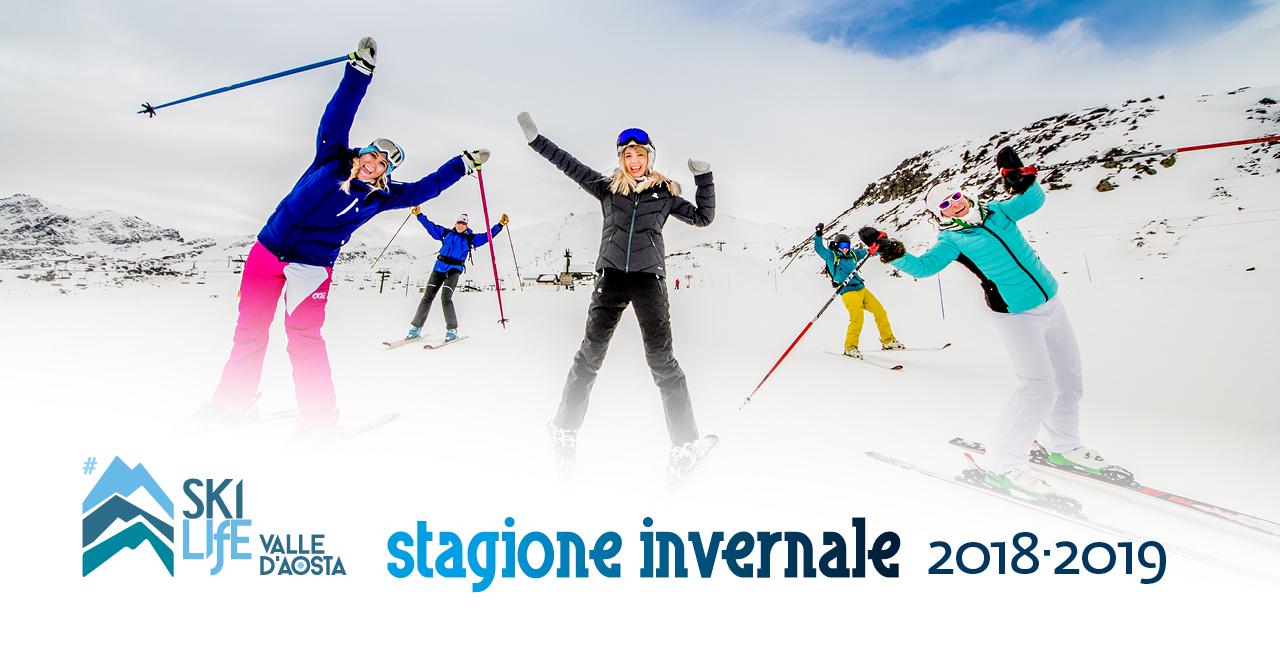 novità stagione invernale 2018/2019